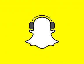 snapchat music 290x220 - SnapChat新發展都與音樂有關係,Digital Marketer要留意了!