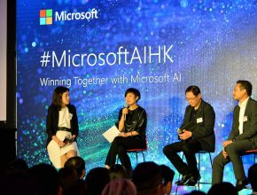 D405087C 4480 46EF 9B50 574F1E835ABB 290x220 - 【香港首屆Microsoft AI Summit】宣佈夥拍600間企業提供AI服務!