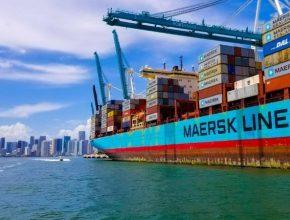 Maersk 290x220 - Maersk應用Blockchain後竟然省掉40%運輸時間!