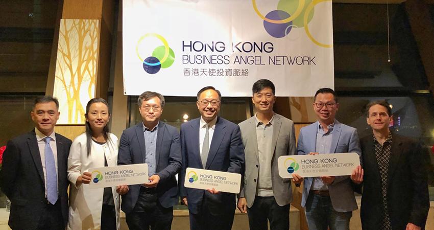 20180927 HKBAN AGM 副本 - Startup只靠會員推薦引見!拾捌堂揭開HKBAN神秘面紗