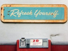 Coca cola sales machine 20 cents