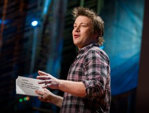 JamieOliver TED talk 290x220 - 十大TED Talk 全方位改變你的人生!(下)