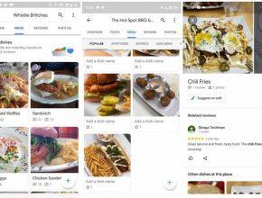 S 290x220 - Google Maps推出「招牌菜」推薦功能!誓做個人助手App龍頭大哥!