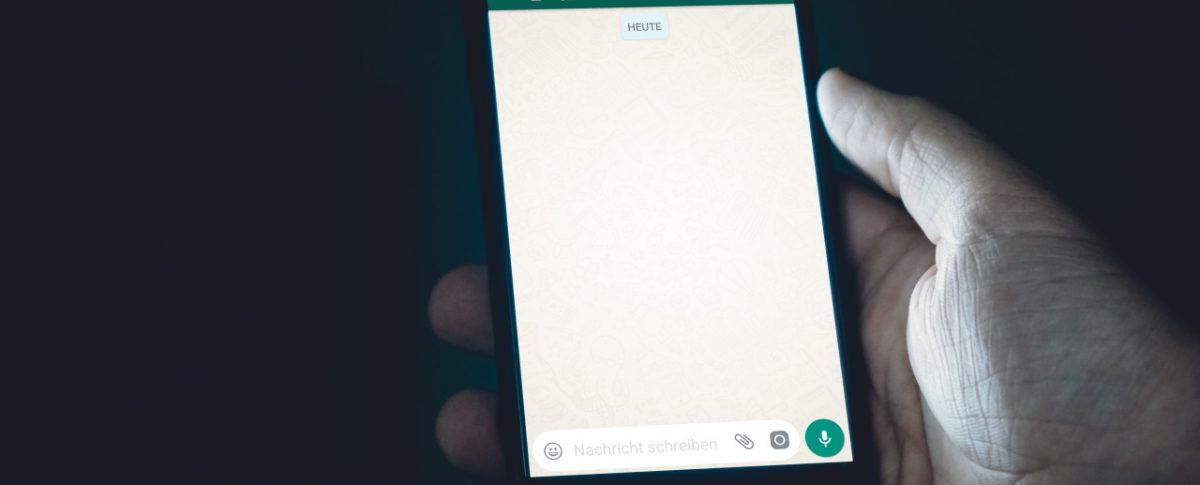 christian wiediger 5BG 9id A6I unsplash 1200x485 - 小心假WhatsApp!全球2500萬部Android手機中惡意程式!專家教你解決方法!