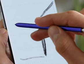 20190808184344 290x220 - Samsung S Pen大升級!加入6軸陀螺儀變身指揮棒?
