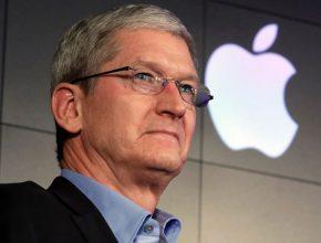 tim cook 2156 1120 290x220 - 蘋果第三季研發費超300億港元 比例創新高但仍不及兩大科企巨人?