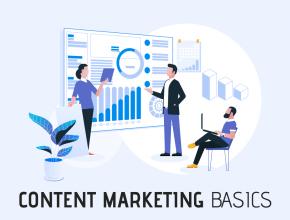 Content Strategy Basics Alt 01 290x220 - 電商初創失敗率達9成!8大死因你一定要知!教你內容營銷勝負關鍵!(三)