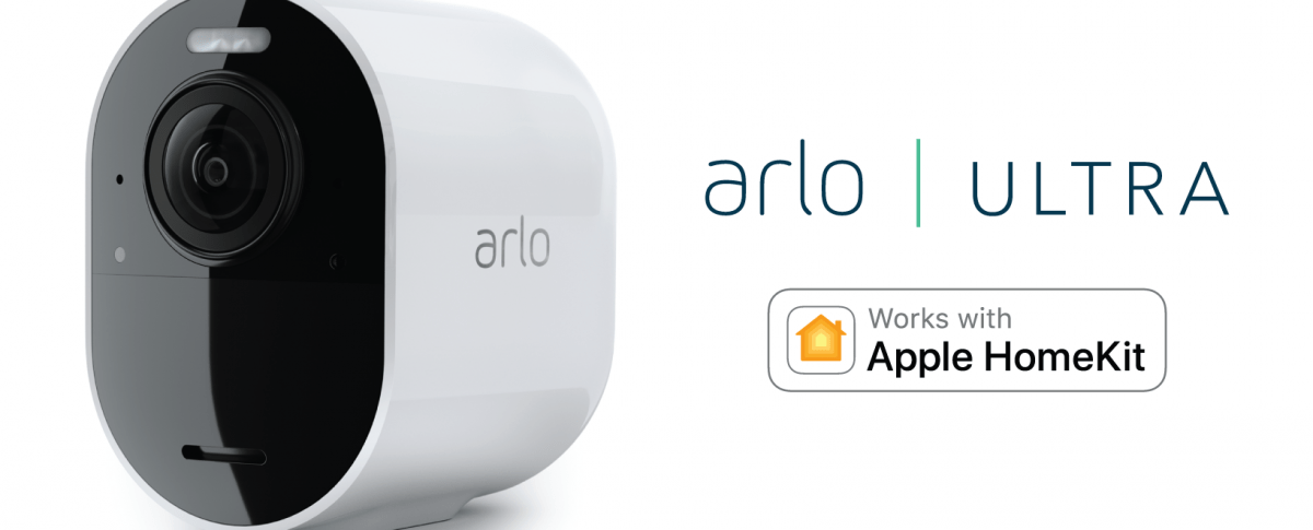 Arlo Ultra Homekit 1200x485 - ARLO宣佈ARLO ULTRA正式支援APPLE HOMEKIT