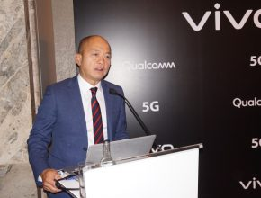 DSC08519 290x220 - Vivo夥Qualcomm推出5G手機!Qualcomm:5G經濟效益達12.3兆美元!