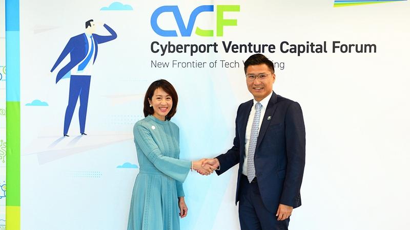 DSC 8556 副本 - CIN改朝換代! 新任主席Cindy Chow:搞好架構 為系內初創鋪橋搭路!