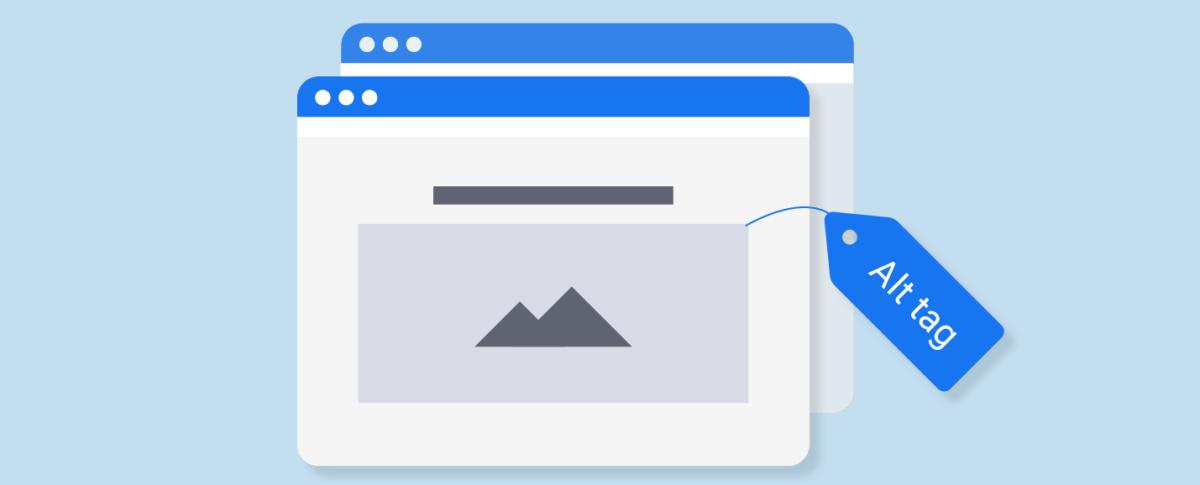 Google on alt text 1200x485 - 甚麼是Alt Text?掌握撰寫重點助你提升Image SEO搜索機會!(下)